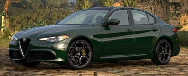 New 2021 Alfa Romeo Giulia Ti Sport Q4 for sale $55,550 at Maserati of Westport in Westport CT 06880 1