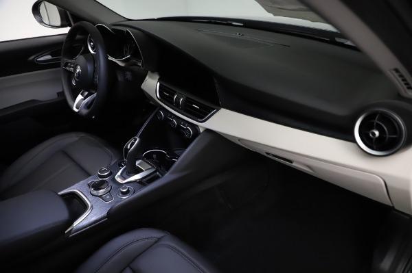 New 2021 Alfa Romeo Giulia Q4 for sale $46,895 at Maserati of Westport in Westport CT 06880 22