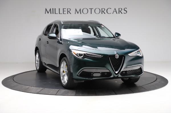 New 2021 Alfa Romeo Stelvio Ti Q4 for sale Sold at Maserati of Westport in Westport CT 06880 12