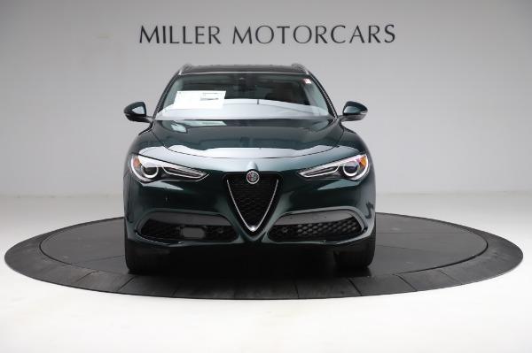 New 2021 Alfa Romeo Stelvio Ti Q4 for sale Sold at Maserati of Westport in Westport CT 06880 13