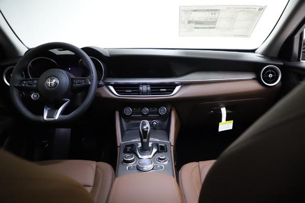 New 2021 Alfa Romeo Stelvio Ti Q4 for sale Sold at Maserati of Westport in Westport CT 06880 17