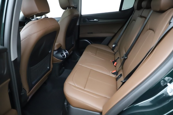 New 2021 Alfa Romeo Stelvio Ti Q4 for sale Sold at Maserati of Westport in Westport CT 06880 19