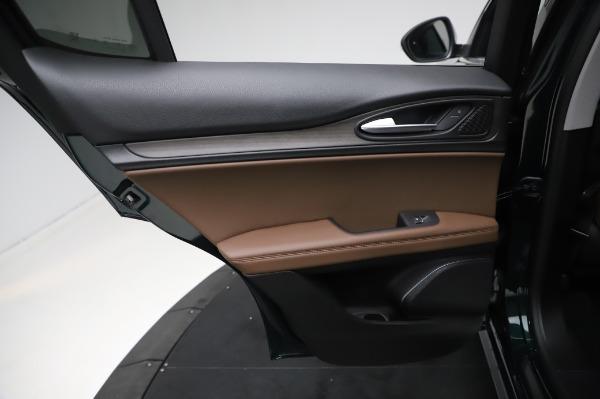 New 2021 Alfa Romeo Stelvio Ti Q4 for sale Sold at Maserati of Westport in Westport CT 06880 21