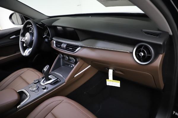 New 2021 Alfa Romeo Stelvio Ti Q4 for sale Sold at Maserati of Westport in Westport CT 06880 22