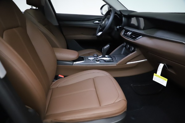 New 2021 Alfa Romeo Stelvio Ti Q4 for sale Sold at Maserati of Westport in Westport CT 06880 23