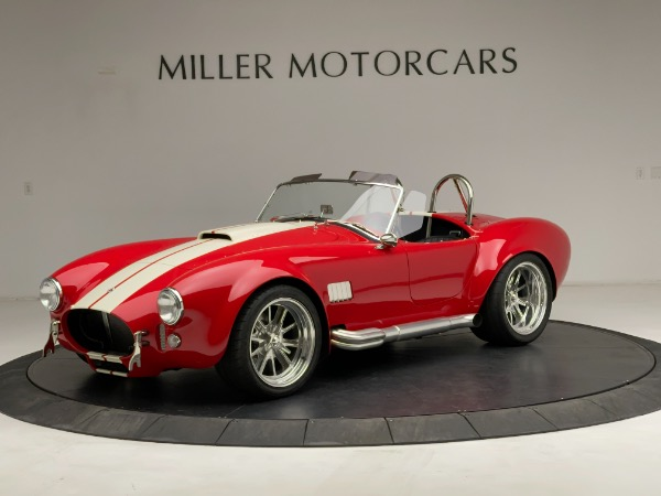 Used 2020 Shelby Cobra Superformance for sale $89,900 at Maserati of Westport in Westport CT 06880 2