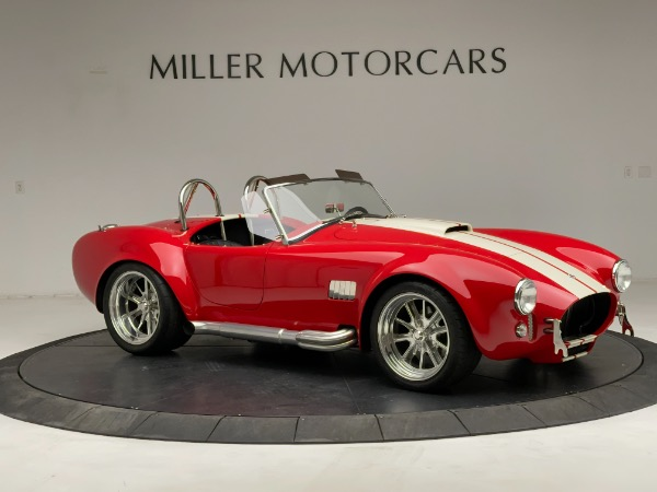 Used 2020 Shelby Cobra Superformance for sale $89,900 at Maserati of Westport in Westport CT 06880 9