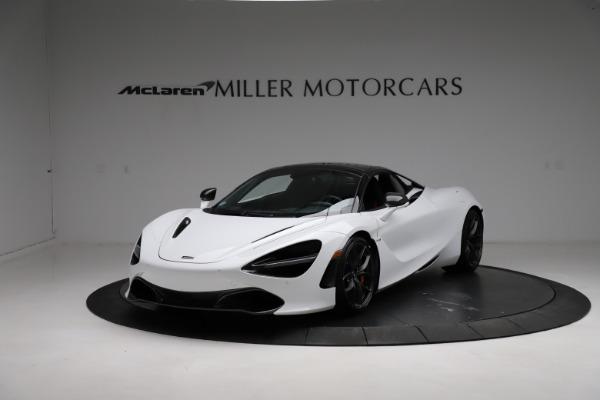 Used 2020 McLaren 720S Spider for sale Sold at Maserati of Westport in Westport CT 06880 10