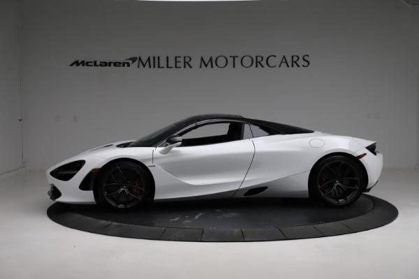 Used 2020 McLaren 720S Spider for sale Sold at Maserati of Westport in Westport CT 06880 13