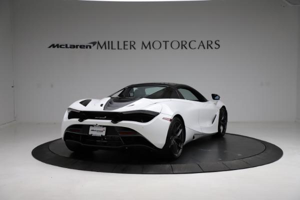 Used 2020 McLaren 720S Spider for sale Sold at Maserati of Westport in Westport CT 06880 17
