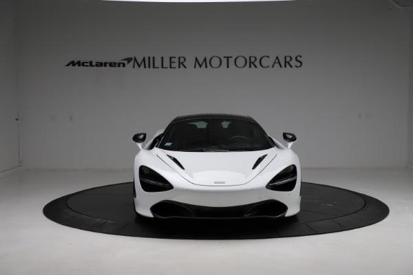 Used 2020 McLaren 720S Spider for sale Sold at Maserati of Westport in Westport CT 06880 20