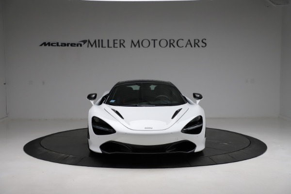Used 2020 McLaren 720S Spider for sale Sold at Maserati of Westport in Westport CT 06880 21