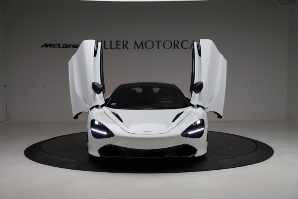Used 2020 McLaren 720S Spider for sale Sold at Maserati of Westport in Westport CT 06880 22