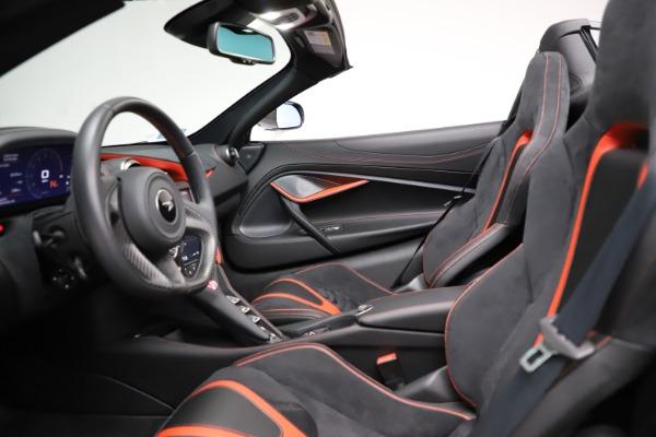 Used 2020 McLaren 720S Spider for sale Sold at Maserati of Westport in Westport CT 06880 25