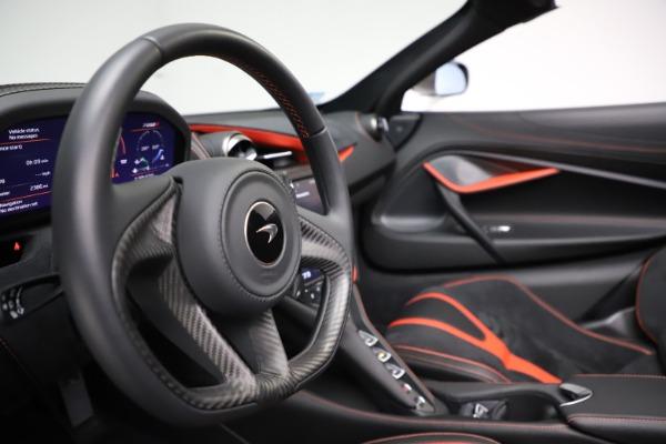 Used 2020 McLaren 720S Spider for sale Sold at Maserati of Westport in Westport CT 06880 26