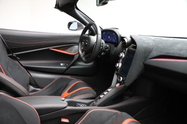 Used 2020 McLaren 720S Spider for sale Sold at Maserati of Westport in Westport CT 06880 28