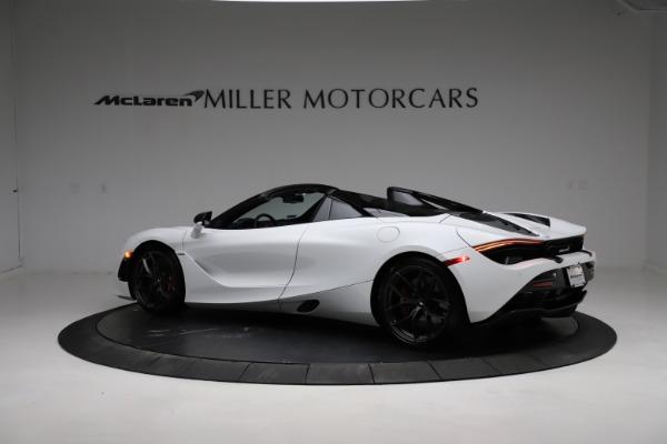 Used 2020 McLaren 720S Spider for sale Sold at Maserati of Westport in Westport CT 06880 3