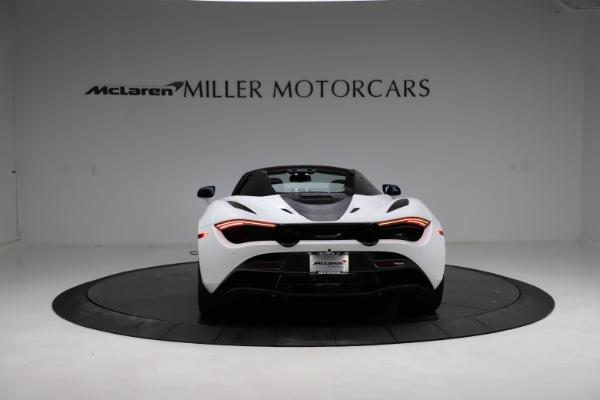 Used 2020 McLaren 720S Spider for sale Sold at Maserati of Westport in Westport CT 06880 4