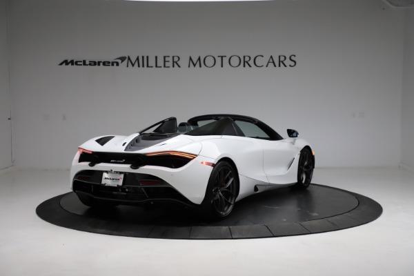 Used 2020 McLaren 720S Spider for sale Sold at Maserati of Westport in Westport CT 06880 5