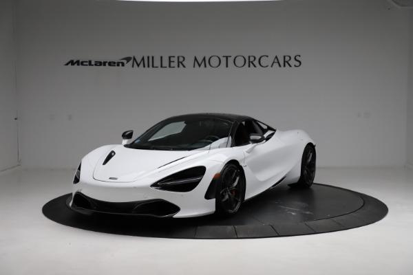 Used 2020 McLaren 720S Spider for sale Sold at Maserati of Westport in Westport CT 06880 8
