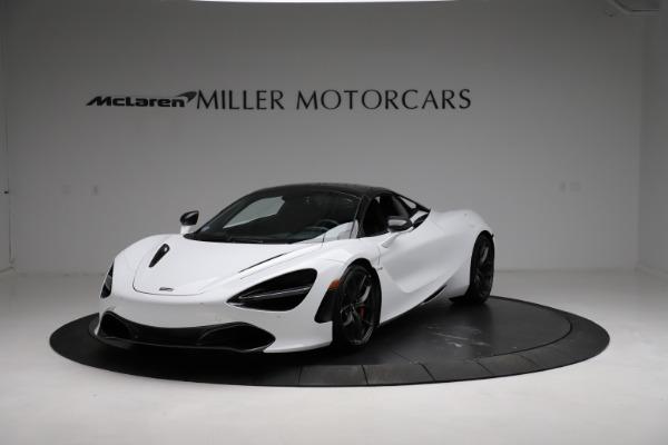 Used 2020 McLaren 720S Spider for sale Sold at Maserati of Westport in Westport CT 06880 9