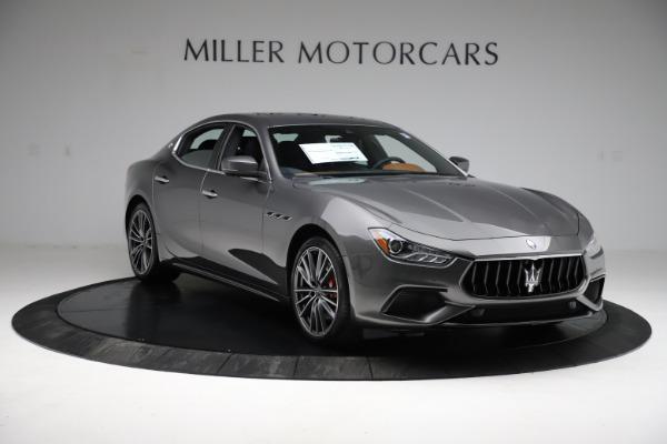 New 2021 Maserati Ghibli S Q4 for sale $90,525 at Maserati of Westport in Westport CT 06880 12