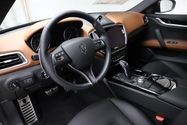 New 2021 Maserati Ghibli S Q4 for sale $90,525 at Maserati of Westport in Westport CT 06880 13