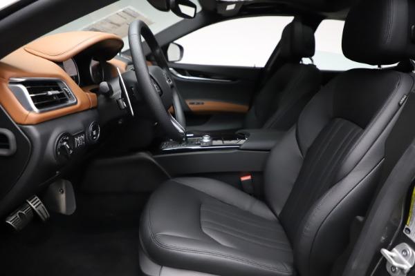 New 2021 Maserati Ghibli S Q4 for sale $90,525 at Maserati of Westport in Westport CT 06880 14