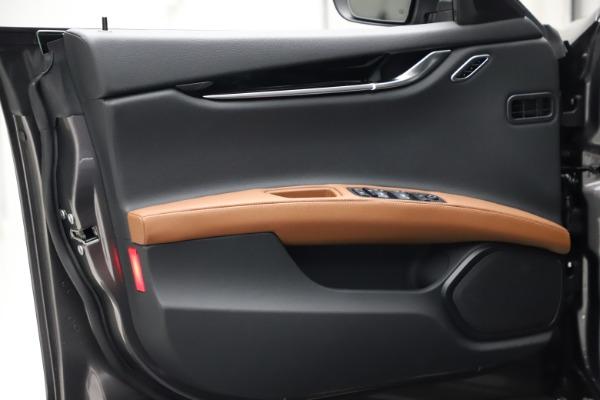 New 2021 Maserati Ghibli S Q4 for sale $90,525 at Maserati of Westport in Westport CT 06880 17