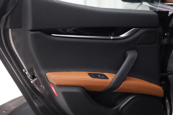 New 2021 Maserati Ghibli S Q4 for sale $90,525 at Maserati of Westport in Westport CT 06880 21