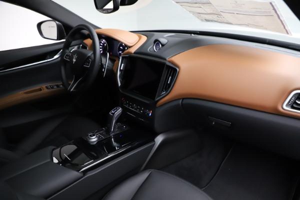 New 2021 Maserati Ghibli S Q4 for sale $90,525 at Maserati of Westport in Westport CT 06880 22