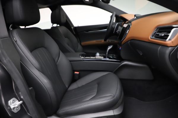 New 2021 Maserati Ghibli S Q4 for sale $90,525 at Maserati of Westport in Westport CT 06880 23