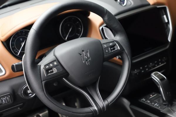 New 2021 Maserati Ghibli S Q4 for sale $90,525 at Maserati of Westport in Westport CT 06880 25
