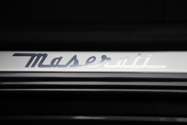 New 2021 Maserati Ghibli S Q4 for sale $90,525 at Maserati of Westport in Westport CT 06880 27