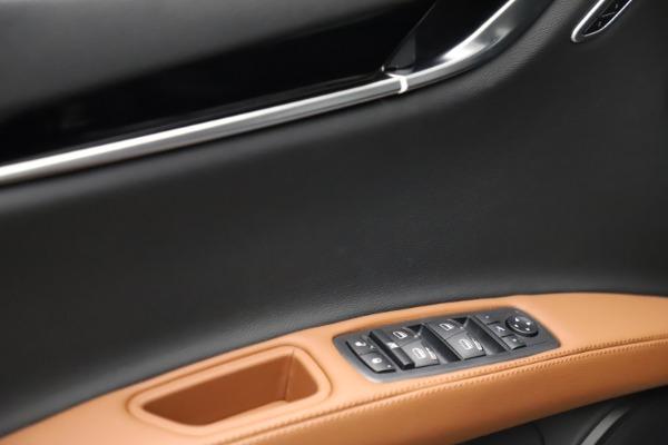 New 2021 Maserati Ghibli S Q4 for sale $90,525 at Maserati of Westport in Westport CT 06880 28