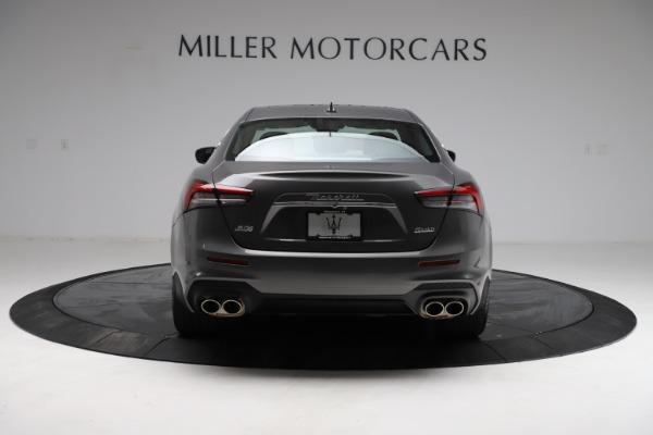 New 2021 Maserati Ghibli S Q4 for sale $90,525 at Maserati of Westport in Westport CT 06880 7