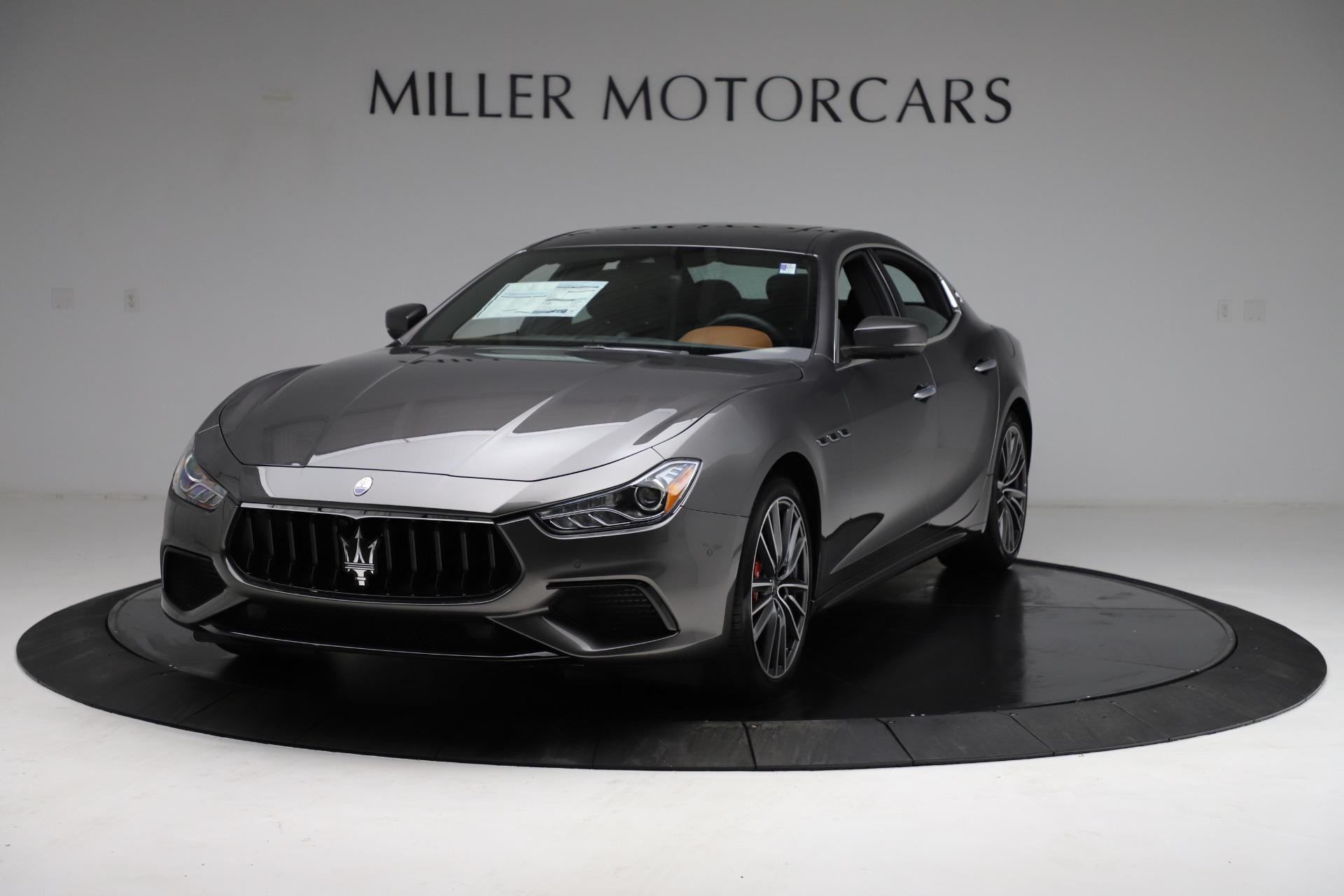 New 2021 Maserati Ghibli S Q4 for sale $90,525 at Maserati of Westport in Westport CT 06880 1
