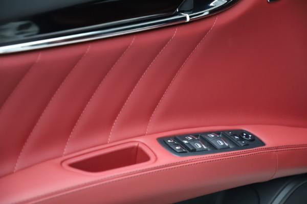 New 2021 Maserati Quattroporte S Q4 GranLusso for sale $122,349 at Maserati of Westport in Westport CT 06880 10