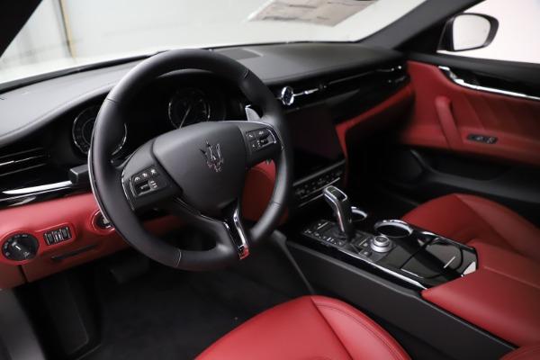 New 2021 Maserati Quattroporte S Q4 GranLusso for sale $122,349 at Maserati of Westport in Westport CT 06880 12