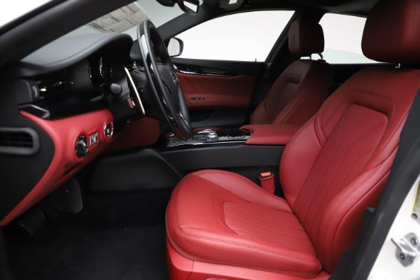New 2021 Maserati Quattroporte S Q4 GranLusso for sale $122,349 at Maserati of Westport in Westport CT 06880 13