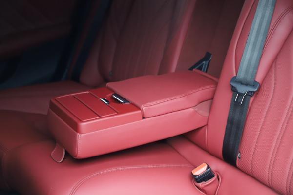 New 2021 Maserati Quattroporte S Q4 GranLusso for sale $122,349 at Maserati of Westport in Westport CT 06880 23