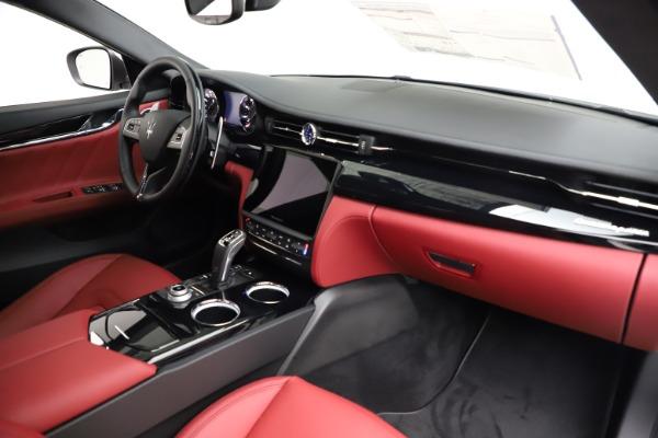 New 2021 Maserati Quattroporte S Q4 GranLusso for sale $122,349 at Maserati of Westport in Westport CT 06880 24