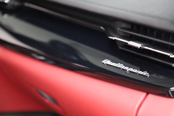 New 2021 Maserati Quattroporte S Q4 GranLusso for sale $122,349 at Maserati of Westport in Westport CT 06880 27