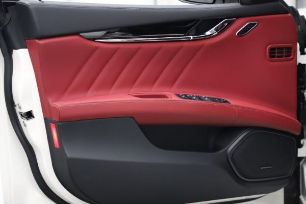 New 2021 Maserati Quattroporte S Q4 GranLusso for sale $122,349 at Maserati of Westport in Westport CT 06880 9