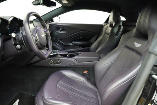 Used 2019 Aston Martin Vantage for sale Sold at Maserati of Westport in Westport CT 06880 12