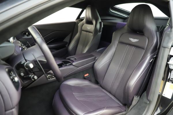 Used 2019 Aston Martin Vantage for sale Sold at Maserati of Westport in Westport CT 06880 14