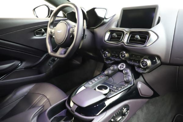 Used 2019 Aston Martin Vantage for sale Sold at Maserati of Westport in Westport CT 06880 16