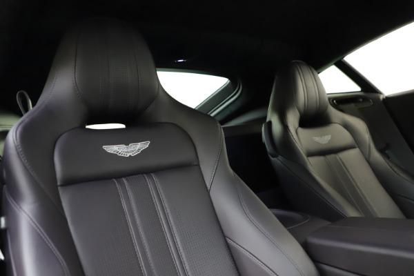 Used 2019 Aston Martin Vantage for sale Sold at Maserati of Westport in Westport CT 06880 17
