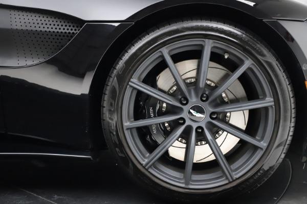 Used 2019 Aston Martin Vantage for sale Sold at Maserati of Westport in Westport CT 06880 19