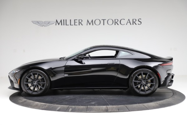 Used 2019 Aston Martin Vantage for sale Sold at Maserati of Westport in Westport CT 06880 2